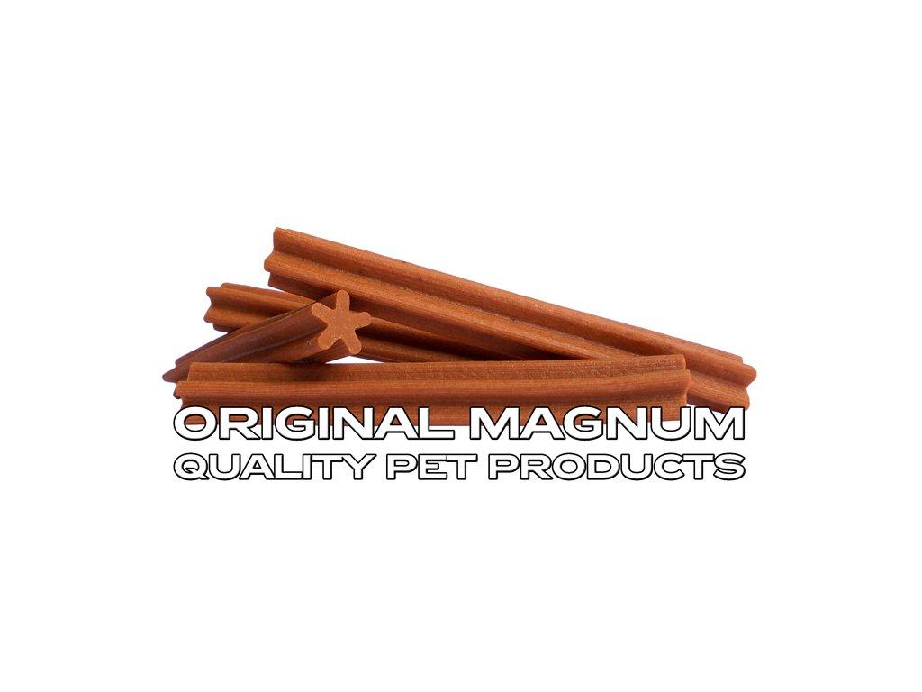 Magnum jerky tyčka křížová Slanina 12,5cm (50ks)