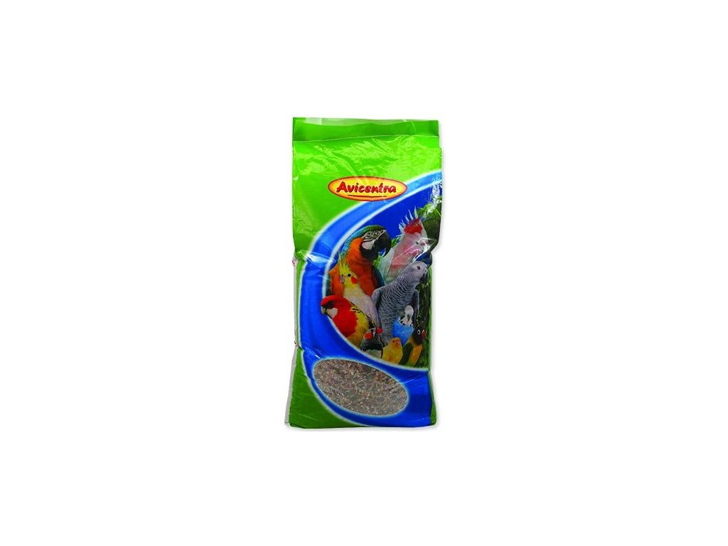 Avicentra Střední papoušek Professional 20kg