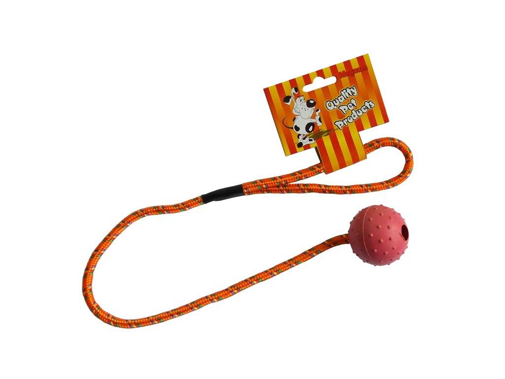 TRP míček na šňůře 6cm x 50cm