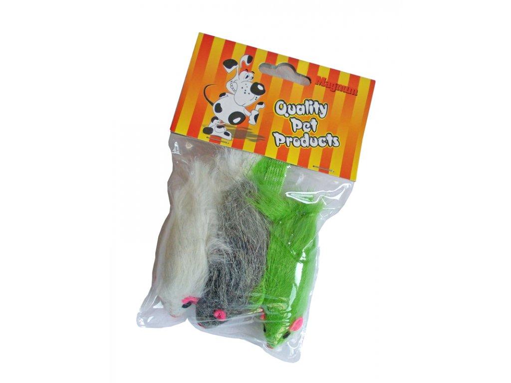 Myš velká 3ks