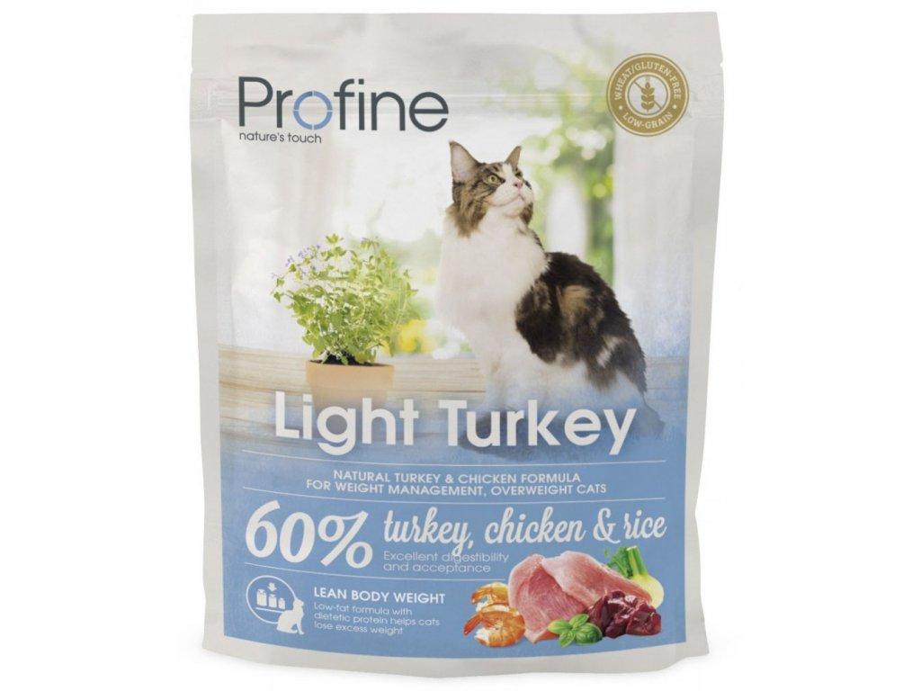 Profine Cat Light Turkey 300g