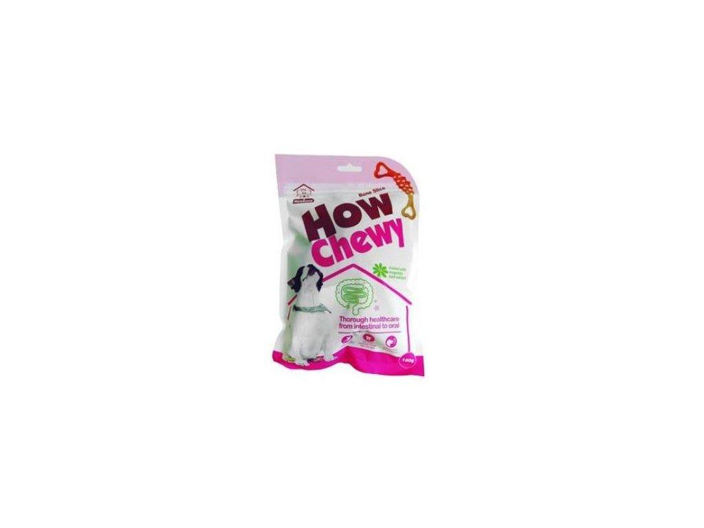 Denta pure HOW CHEWY bone slice 180g