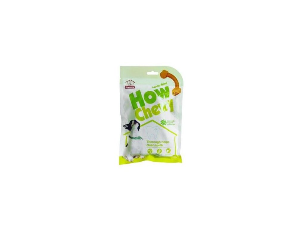 Denta pure HOW CHEWY tabular bone 180g