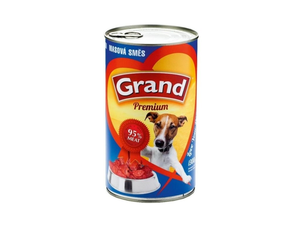 GRAND Premium Masová směs 1300g