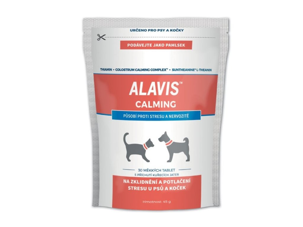 ALAVIS Calming 45g 30 tablet