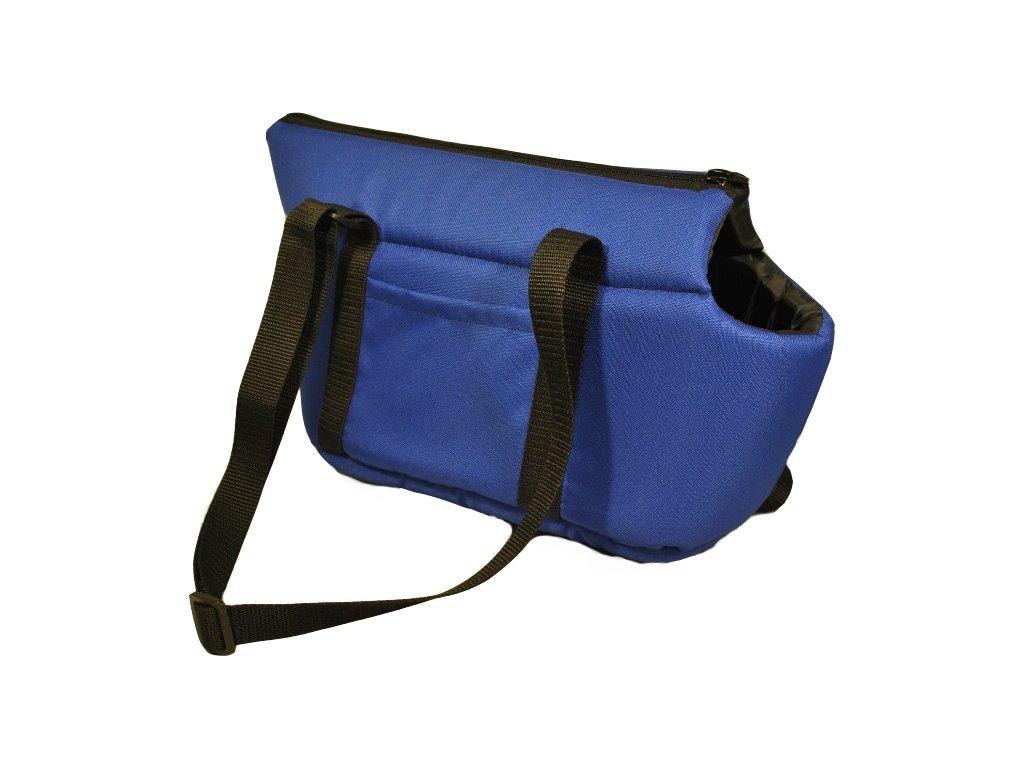 MAGNUM Taška Praktik s podšívkou 40cm (modrá)