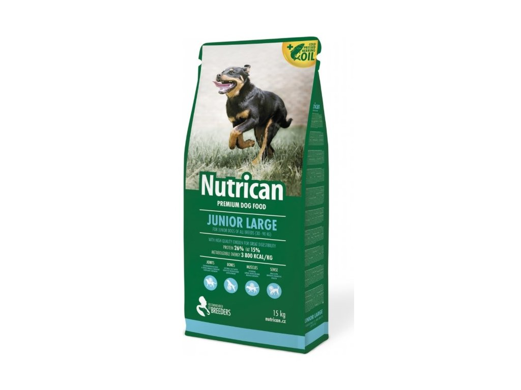 NutriCan Junior large 15kg
