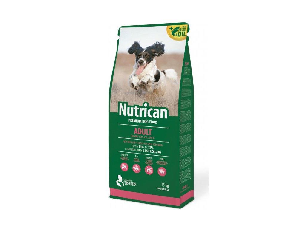 NutriCan Adult 15kg