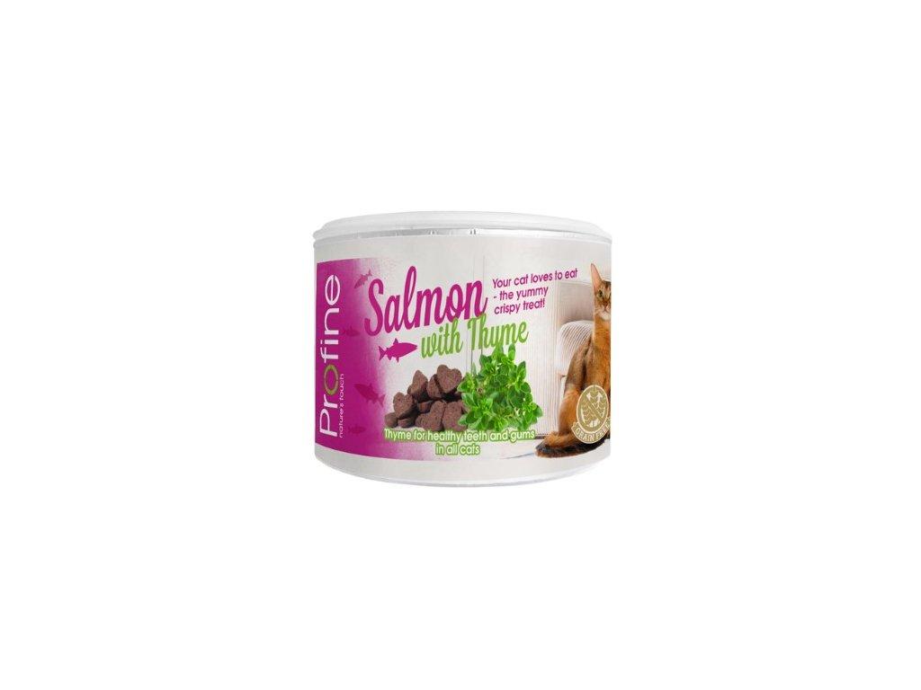 Profine Cat Crunchy Snack Salmon & Thyme 50g