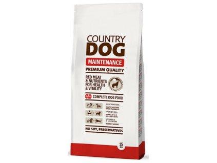 COUNTRY DOG Maintenance 15kg | Tenesco.cz