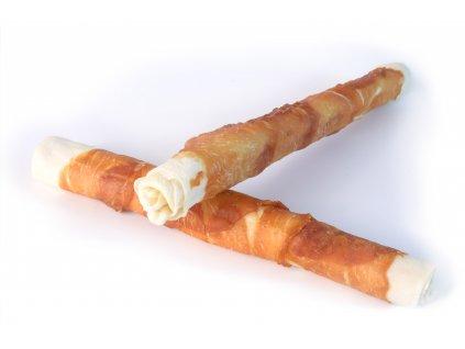 """Magnum Chicken Roll on Rawhide stick 10"""" 170g 2ks"""