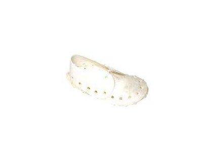 """Bota buvolí bílá kůže 5"""" 12,5cm (20ks)"""