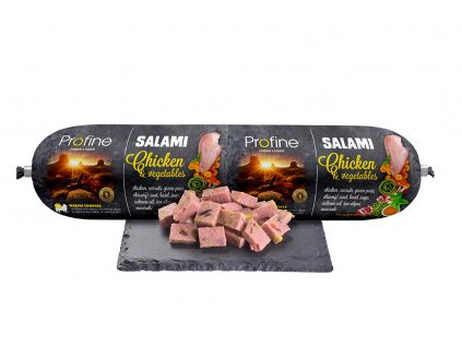 Profine 800g sausage product chicken