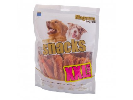 16.695 Magnum Chicken&Beef Slices 500g