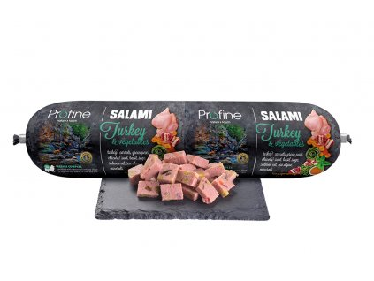 Profine 800g sausage product turkey