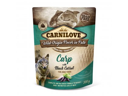 carnilove carp black carrot