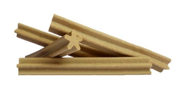 Magnum jerky tyčka křížová NATUR 12,5cm (50ks)