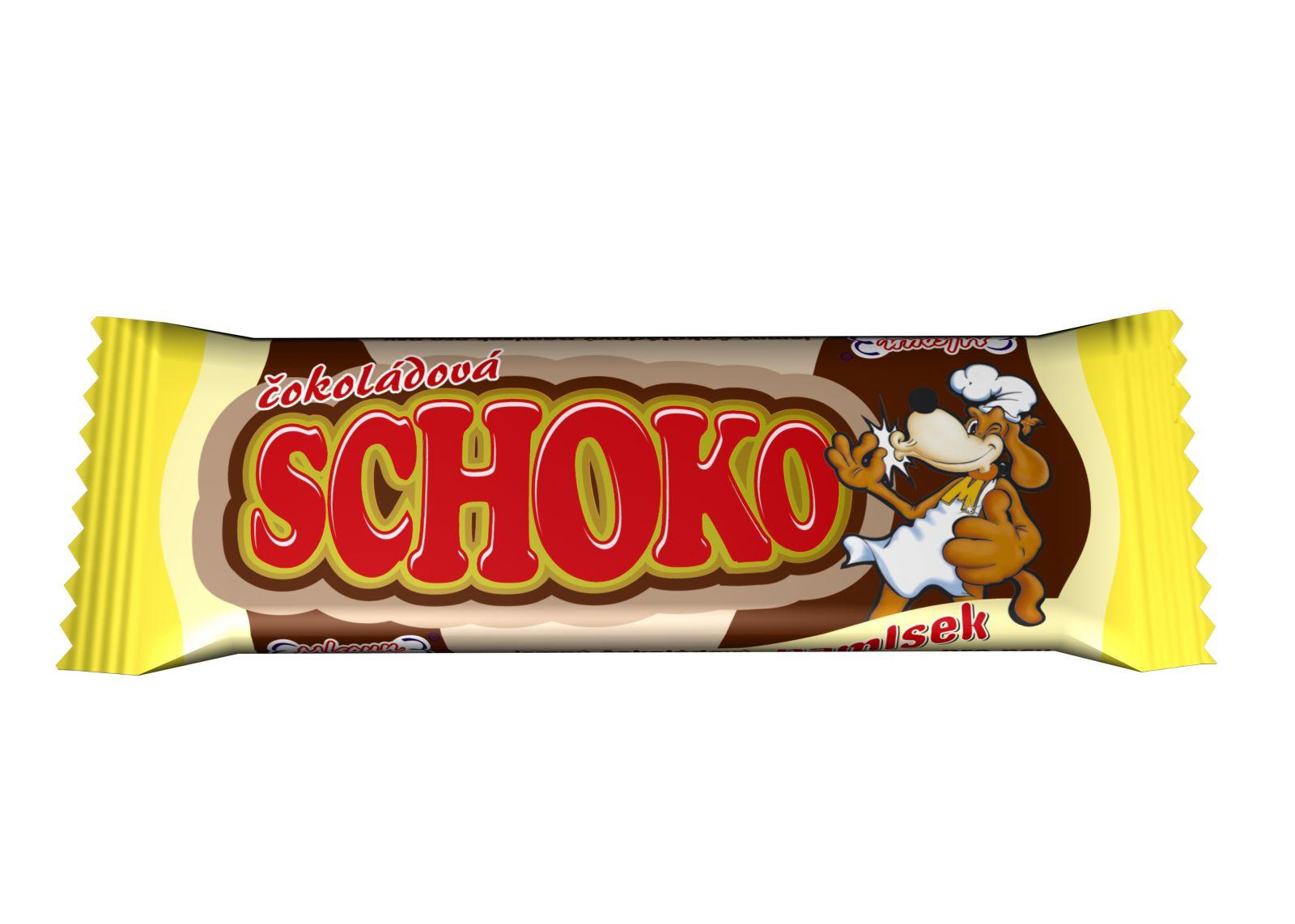 ML Čokoláda čokoládová 30g
