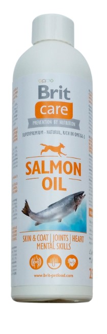 Brit Care Salmon Oil 500 ml.