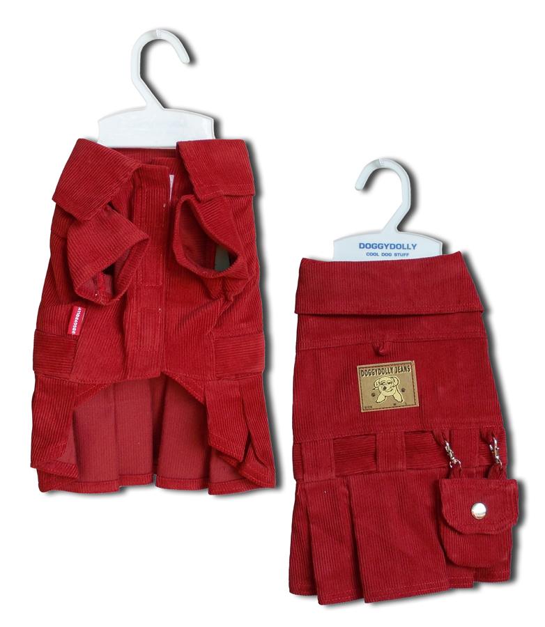 Kabátek Red Dress XS