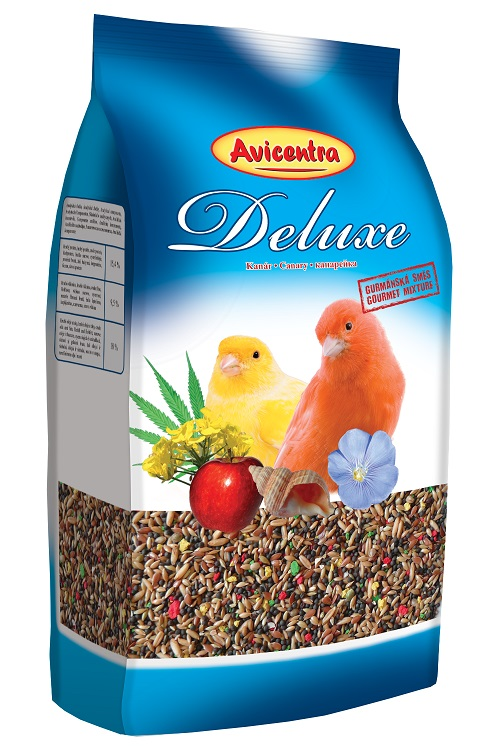 Avicentra kanár Deluxe 500g