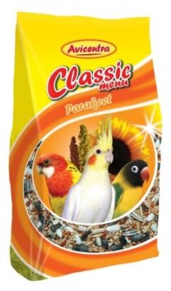 Avicentra Malý papoušek Standart 500g