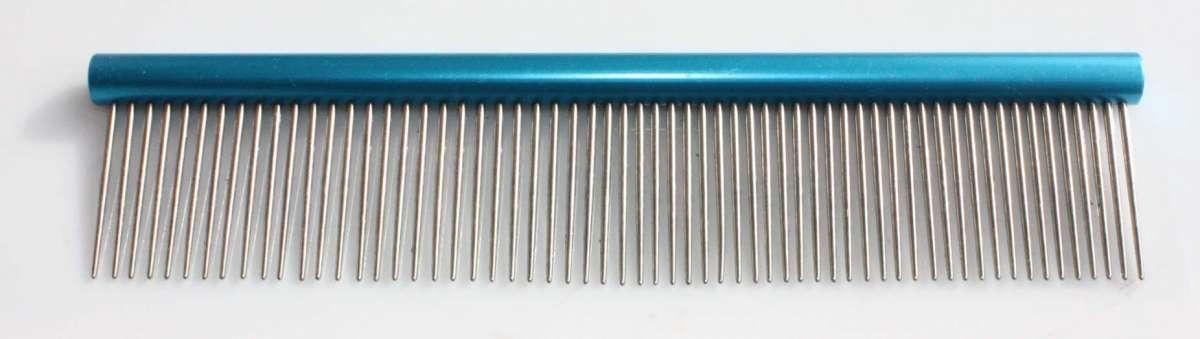 Hřeben kovový 25cm