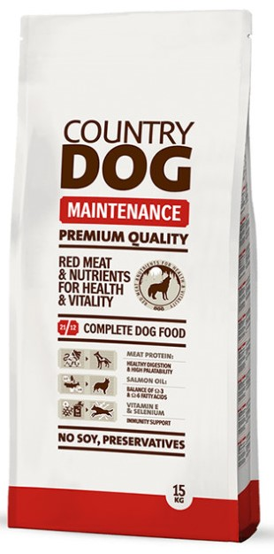 COUNTRY DOG Maintenance 15kg PRODEJNA