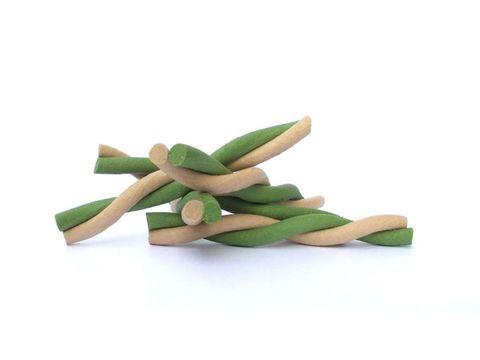 Magnum kroucená tyčka 12,5cm (50ks) GREEN/WHITE