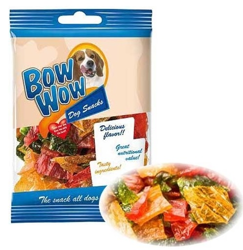 Bow Wow Želatinové chipsy 60g (23ks)