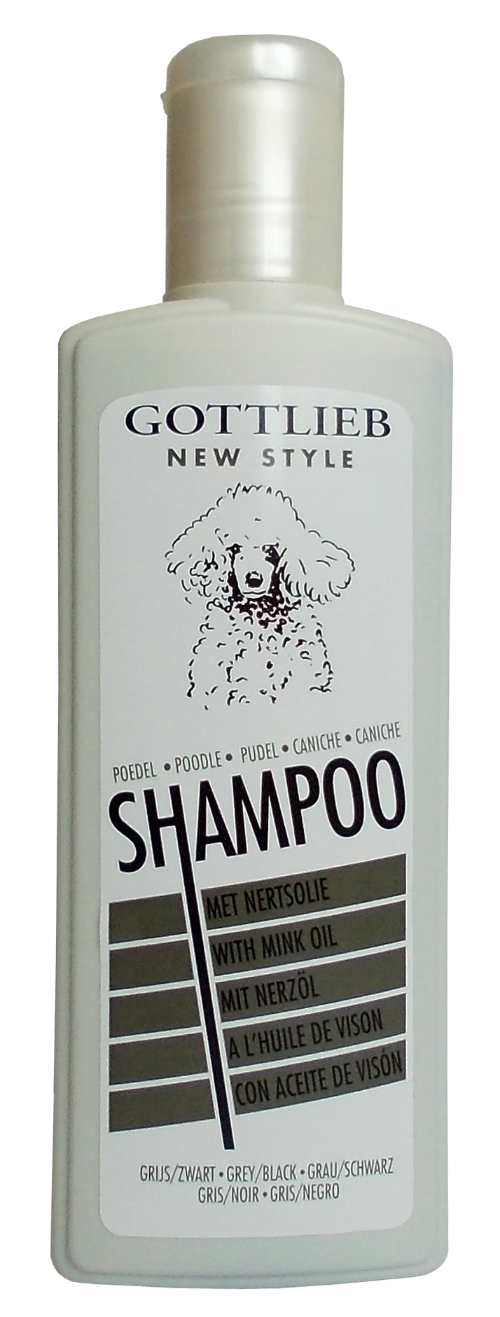 Šampon Gottlieb PUDL WHITE 300ml