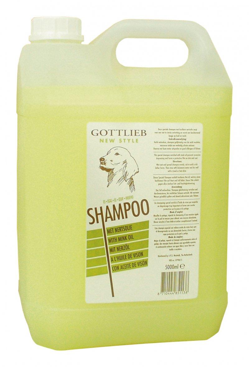 Šampon Gottlieb EGG Base (vaječný) 5l