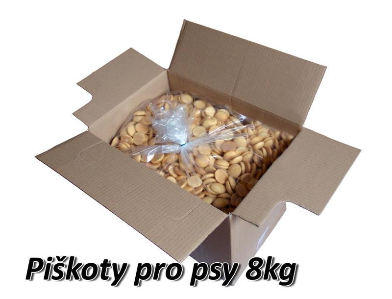 MINI piškoty pro psy 8kg