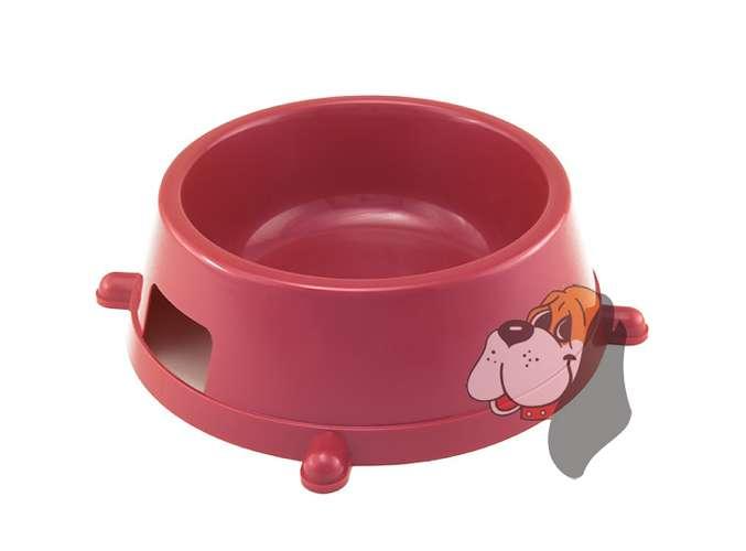 Plastová miska pro psy 0,6l (II.)