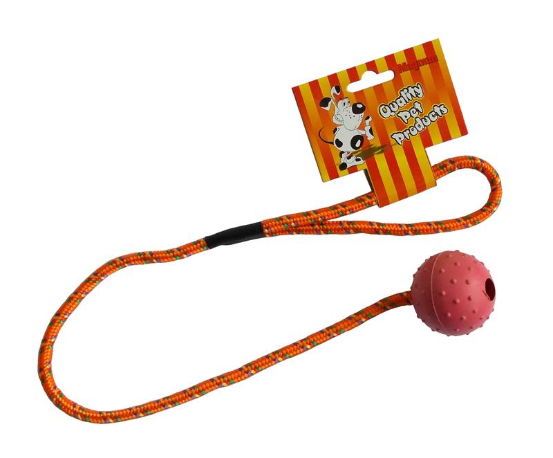TG míček na šňůře 5cm x 50cm