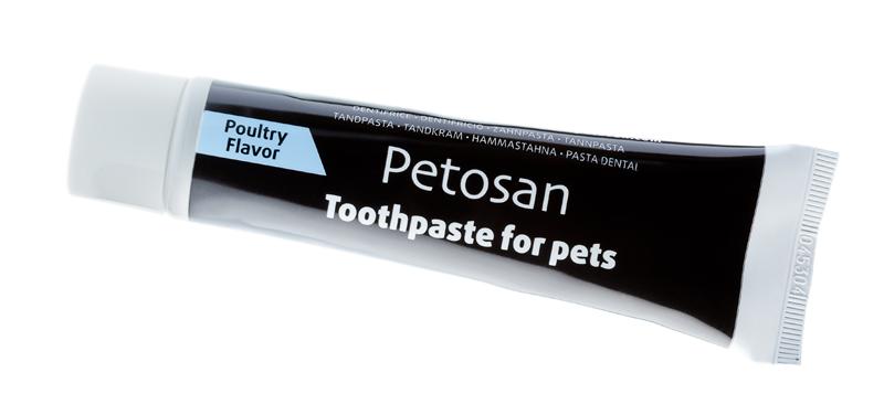 PETOSAN zubní pasta pro psy drůbeží 70g