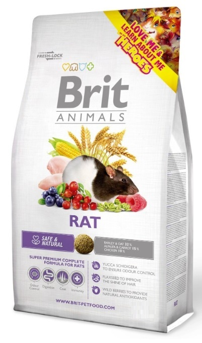 Brit Animals RAT Complete 1,5kg
