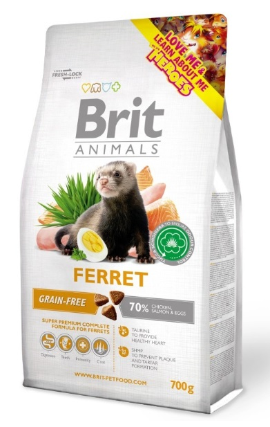 Brit Animals FERRET Complete 700g