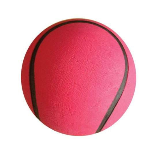 Míč volejball 6,3cm - pěnový latex