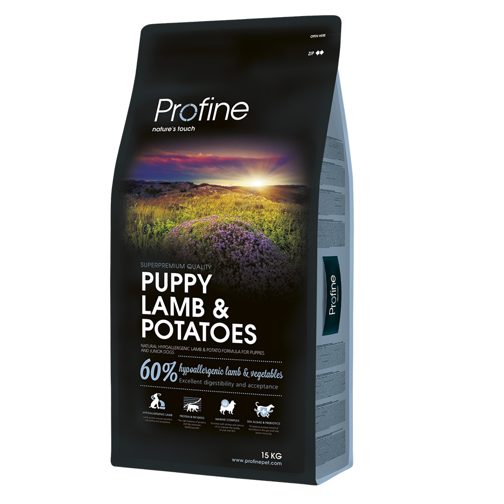 Profine Puppy Lamb & Potatoes 15kg