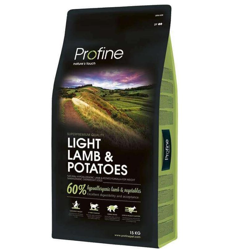 Profine Light Lamb & Potatoes 15kg prodejna