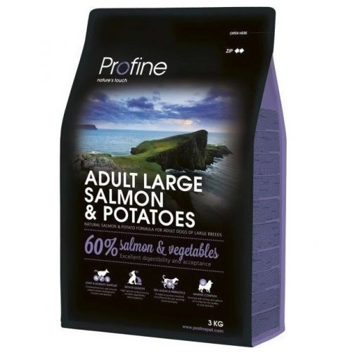 NEW Profine Adult Large Breed Salmon & Potatoes 3kg