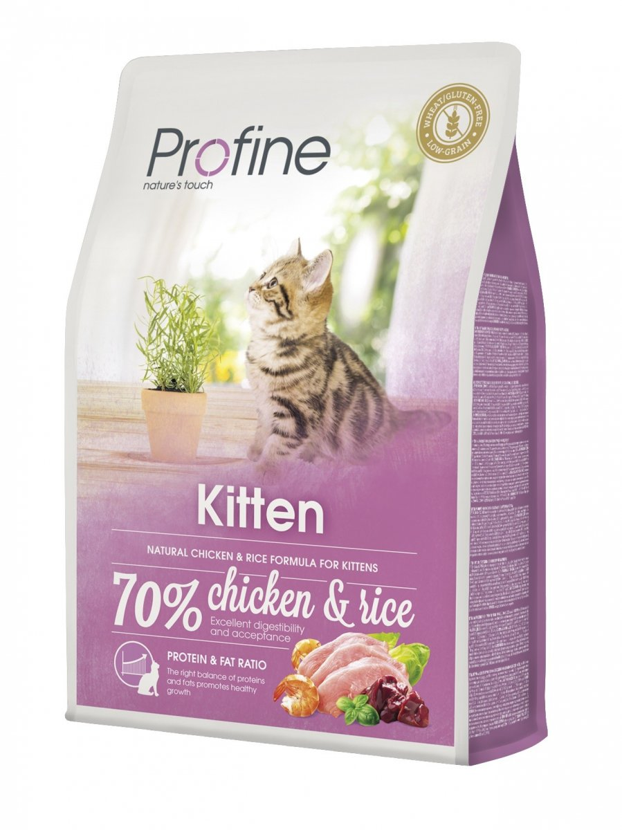NEW Profine Cat Kitten 2kg
