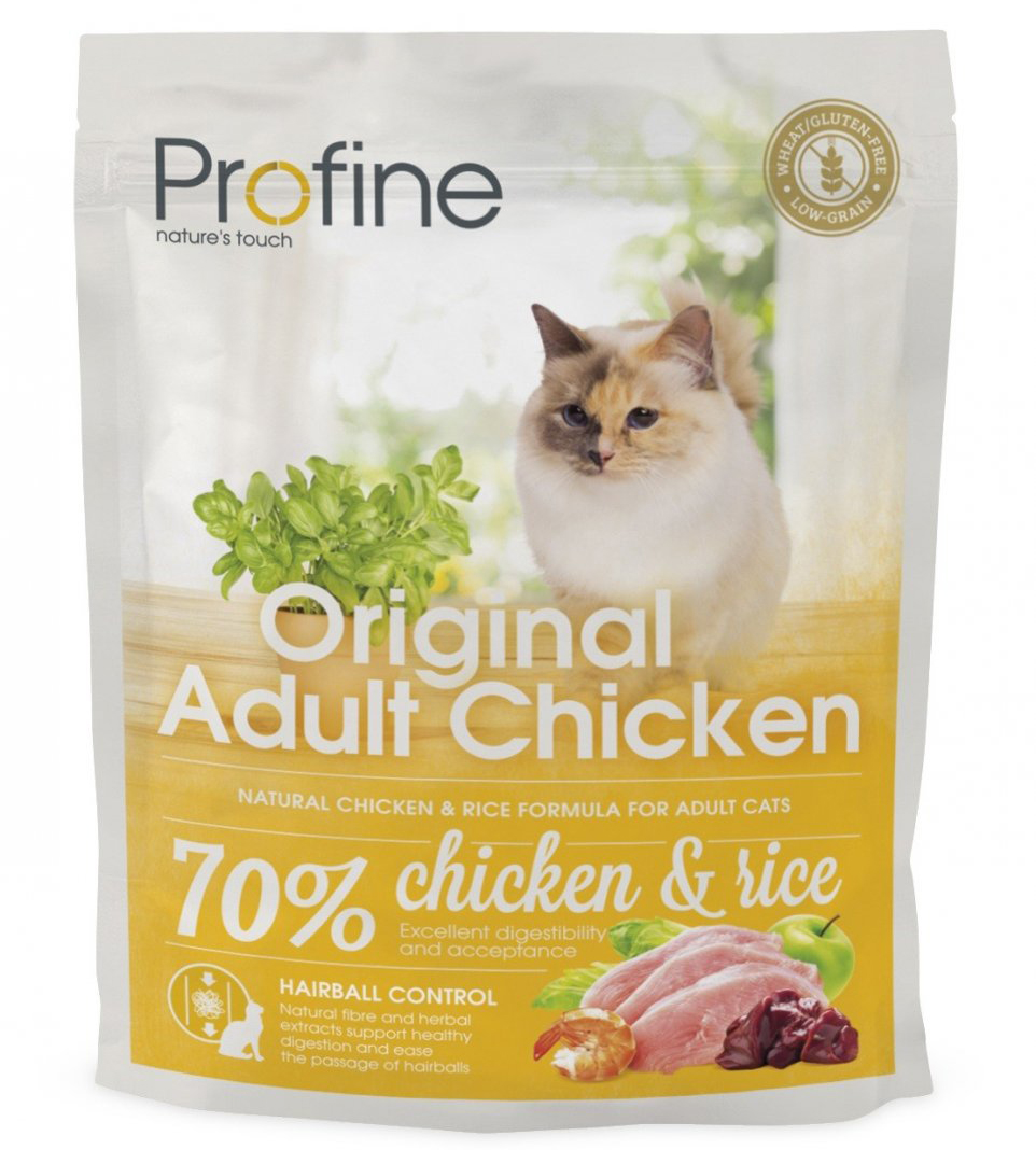 NEW Profine Cat Original Adult Chicken 300g