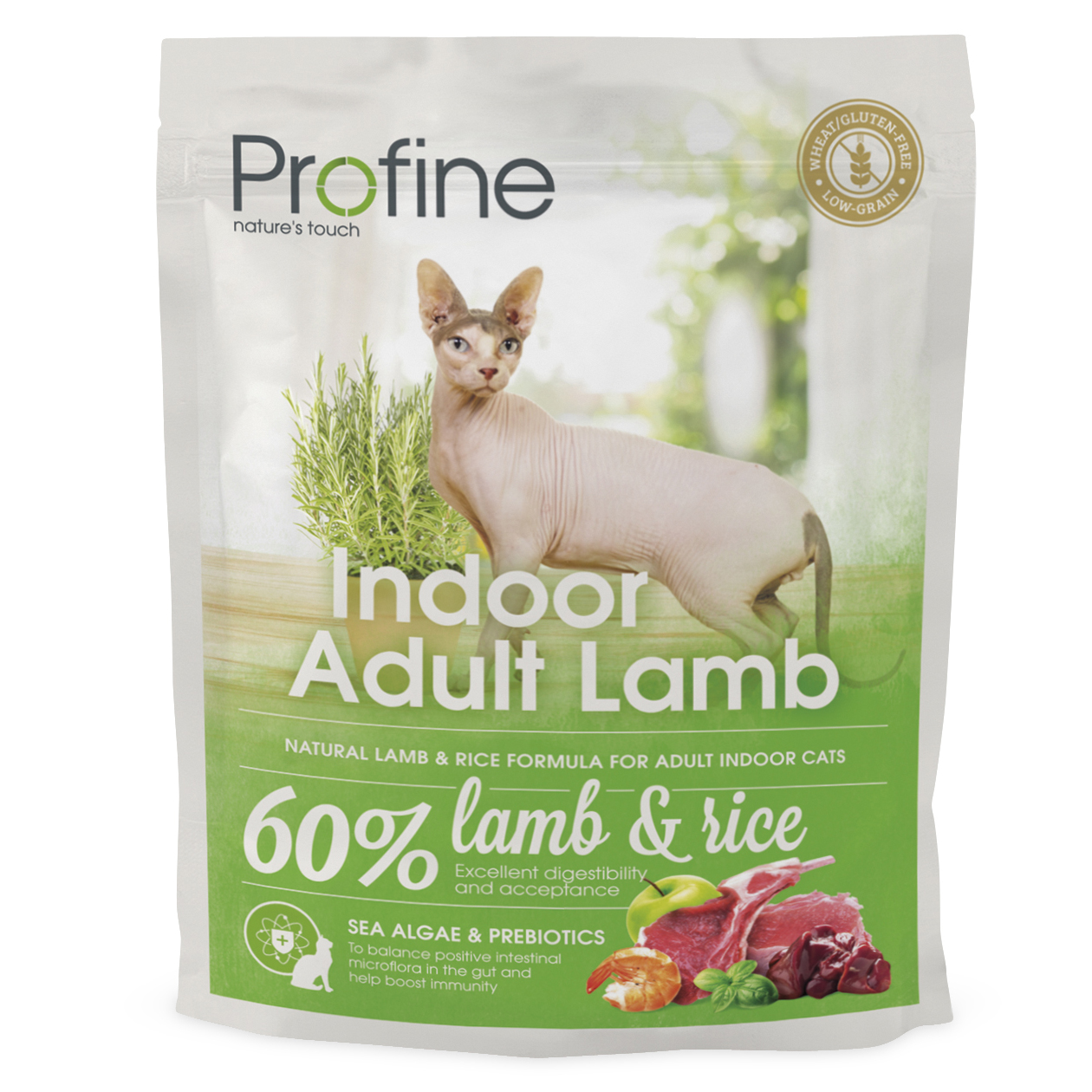 NEW Profine Cat Indoor Adult Lamb 300g