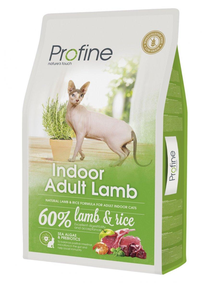 Profine Cat Indoor Adult Lamb 10kg