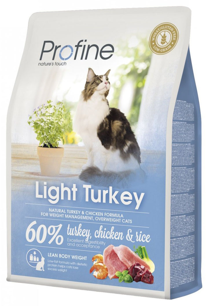 Profine Cat Light Turkey 2kg