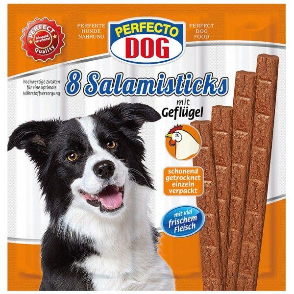 Perfecto Dog masové tyčky drůbeží (8ks/88g)
