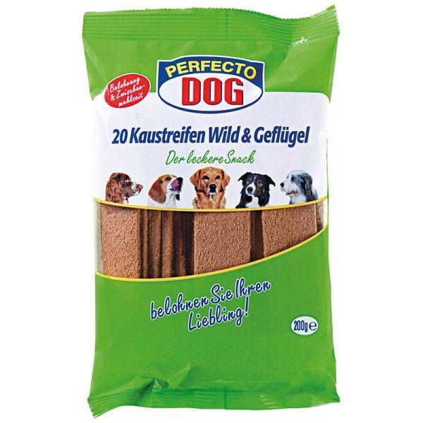 Perfecto Dog Masové plátky zvěřina + drůbeží (10ks/200g)