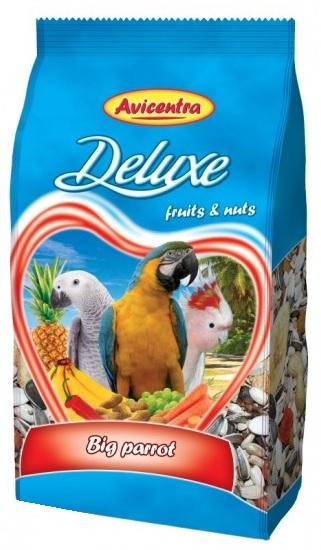 Avicentra Velký papoušek Deluxe 1kg
